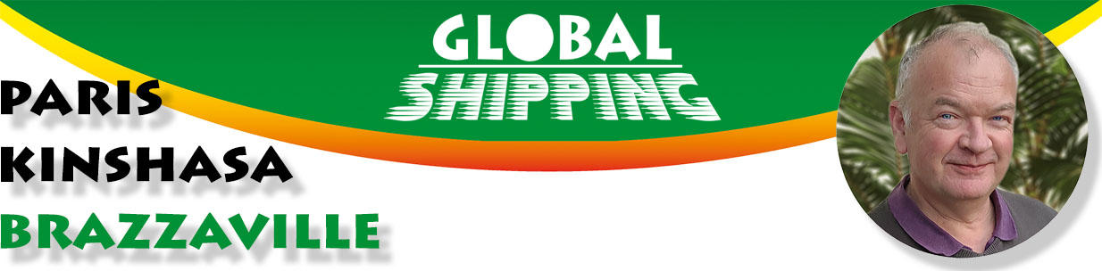 GLOBAL SHIPPING, AU SERVICE DES CONGOLAIS DE FRANCE